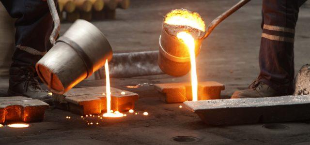 Varollar Çelik Döküm